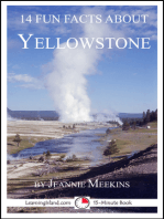 14 Fun Facts About Yellowstone
