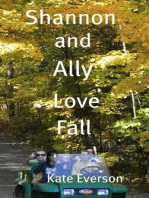 Shannon and Ally Love Fall