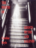 The Poetry of Ghosts Myths and Legends