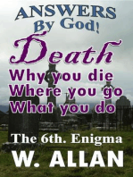 Answers By God! Death