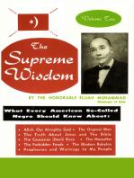 The Supreme Wisdom