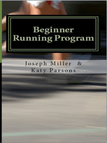 Beginner Running Program: Running to Lose Weight or Event Training Techniques