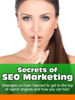 Secrets of SEO Marketing