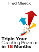 Triple Your Revenue as a Coach in 18 Months or Less