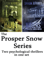 Prosper Snow Book 1 & 2