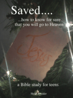 Saved... a Bible study for teens