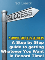 7 Simple Success Secrets