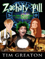 Zachary Pill, Of Monsters and Magic