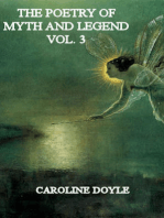 The Poetry of Myths and Legends Vol. 3