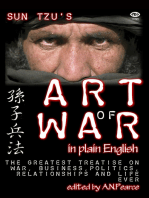The Art of War in Plain English