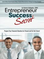 Entrepreneur Success Secret