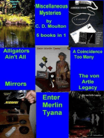Miscellaneous Mysteries