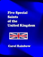 Five Special Saints of the British Isles