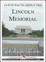 14 Fun Facts About the Lincoln Memorial