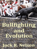 Bullfighting and Evolution