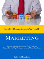 How Real Estate Agents Succeed In...Marketing