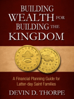 Building Wealth for Building the Kingdom