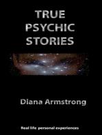 True Psychic Stories