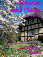 Flowers And Plants In Verse
