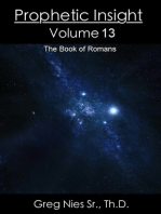 Prophetic Insight Volume 13
