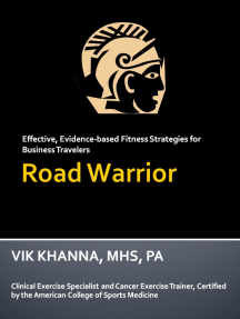 Road Warrior: Effective Fitness Strategies for Business Travelers