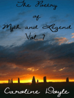 Poetry of Myth and Legend Vol 7