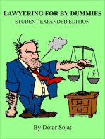 Lawyering By Dummies Student Expanded Edition