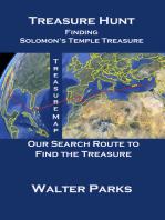 Treasure Hunt, Finding Solomon's Temple Treassure