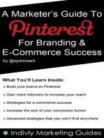 A Marketer's Guide To Pinterest For Business, Brand Marketing & E-Commerce Success
