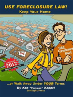 Use Foreclosure Law: Second Edition 2012