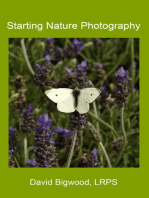 Starting Nature Photography