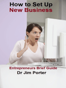 How to Set up a New Business
