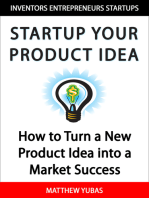 Startup Your Product Idea