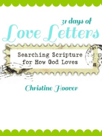 31 Days of Love Letters