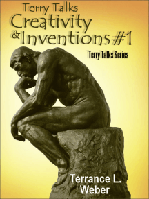 Terry Talks #1 Creativity And Invention