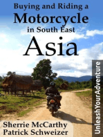 Buying and Riding a Motorcycle in South East Asia