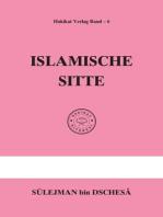 Islamische Sitte