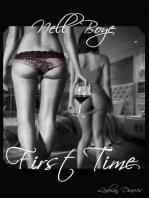 First Time (Lesbian Diaries)