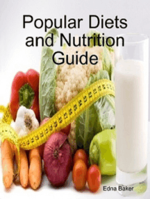 Popular Diets and Nutrition Guide