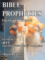 Bible Prophecies Fulfilled by 2012