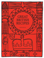 British Cookbook