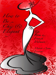 How To Be Chic and Elegant