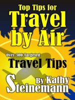 Top Tips for Travel by Air