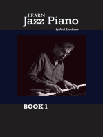 Learn Jazz Piano: book 1