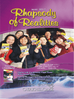 Rhapsody of Realities May 2012 Edition