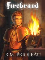 Firebrand (The Pyromancer Trilogy, book 1)