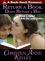 Return a Book, Do NOT Return a Boy