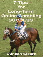 7 Tips for Long-Term Online Gambling Success