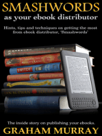 Using SMASHWORDS as your eBook Publisher