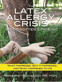 The Latex Allergy Crisis: A Forgotten Epidemic